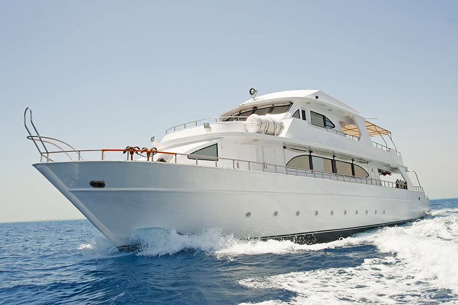 Yacht 2000 Tom Cruise