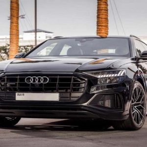 Audi Q8 Rent Dubai