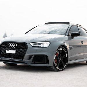 Audi RS3 sportback Rent Dubai