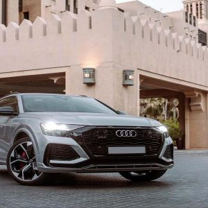 Audi RSQ8 For Rent In Dubai