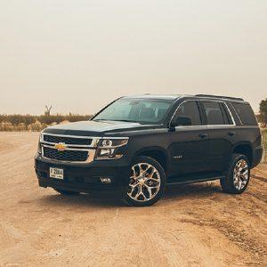 Chevrolet Tahoe Rental Dubai