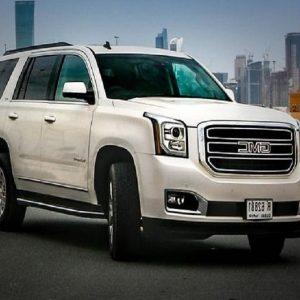 GMC Yukon Rental Dubai
