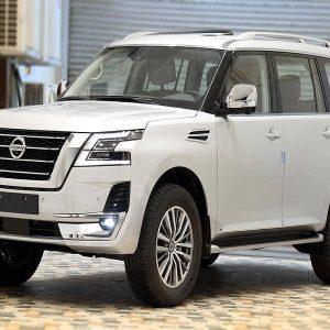 Nissan Patrol Rent Dubai